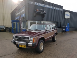 Jeep cherokee 1988 woody