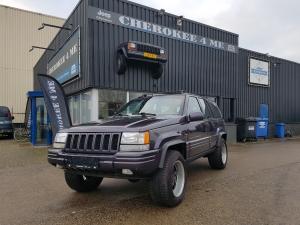 Jeep grand cherokee 1998 LPG gespierde krachtpatser