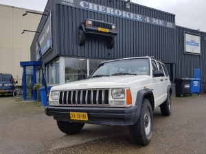 Jeep cherokee 1986 in originele frisse conditie