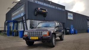 Jeep cherokee 1990 VEEL VOOR WEINIG