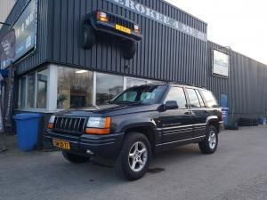 Jeep grand cherokee 5.9 LX  lpg G3