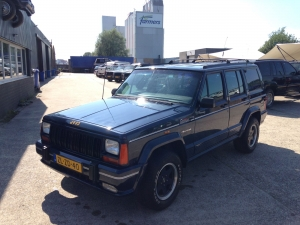 Jeep cherokee performance 1992